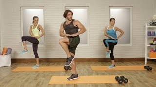 20-Minute Total Body Home Workout With Adam Rosante | Class FitSugar by POPSUGAR Fitness