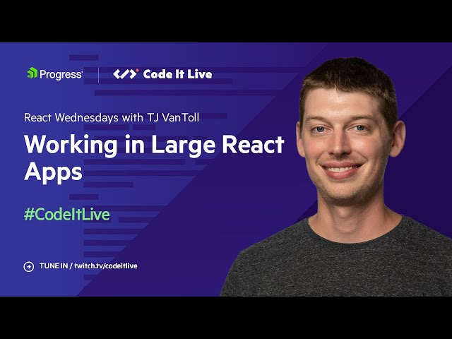 Working in Large React Apps With Paige Niedringhaus