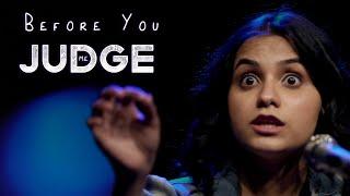 Before You Judge Me | A Sanskaari Girl Vanika Sangtani | The Short Cuts