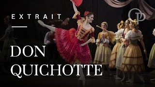 Don Quichotte (Rudolf Noureev) - Extrait (Ludmila Pagliero)