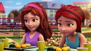Lego Mia má největší fanynku – Pohádky pro děti – LEGO Friends – Sezóna 1, Ep. 57