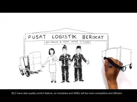 Pusat Logistik Berikat Indonesia