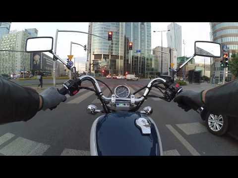 1999 Yamaha xv 535 virago test ONESTO motocykle Warszawa