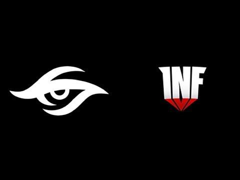 Secret vs Infamous ESL One Katowice 2018 powered by Intel Highlights Dota 2