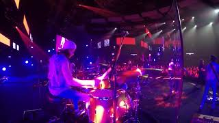 Tremble   Mosaic MSC | Live Drums Featuring Ish Melton