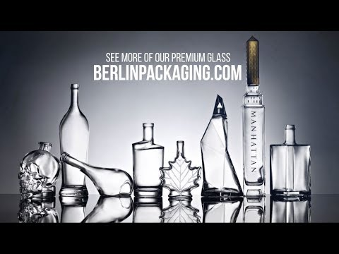 Premium Glass Packaging from Bruni Glass