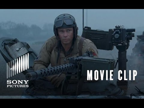 Fury (Featurette 'Sherman Tiger Fight')