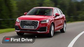 Audi Q2 2016 - dabar