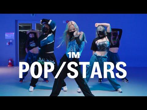 K/DA - POP/STARS (ft. Madison Beer, (G)I-DLE, Jaira Burns) / Yeji Kim Choreography