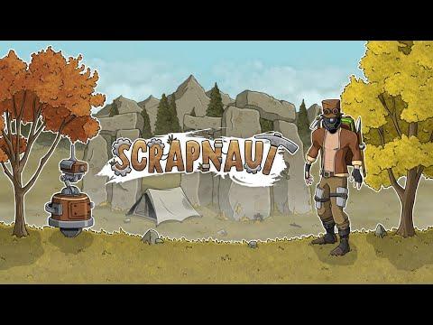 沙盒冒險遊戲《Scrapnaut》Steam頁面即將上線 預計3月4日推出