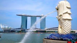 Three Days in Singapore
