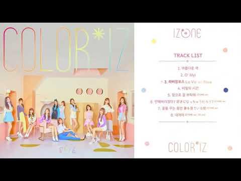 Full Album MP3] IZONE – COLORIZ Mini Album - Kpop Music