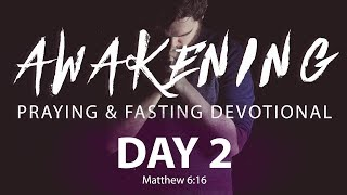 DAY 2   Daniel Fast Devotional   Praying and Fasting