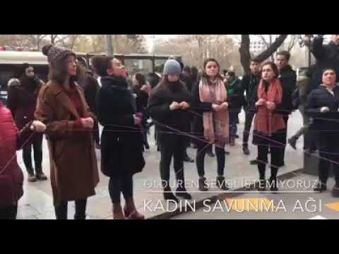 """Ankara Kadın Savunması: """"Öldüren Sevgi İstemiyoruz"""""""