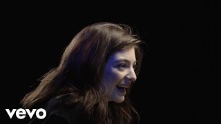 Lorde talks us through her return to music through a video commentary on
