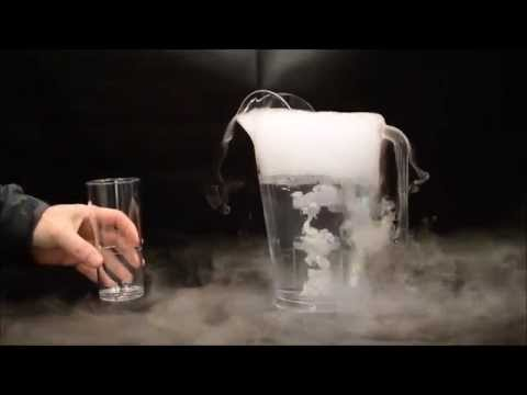 Video How To Make Dry Ice Cocktails & Drinks To Share
