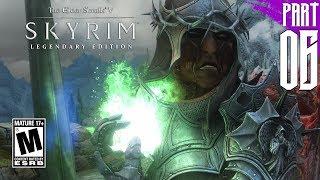【SKYRIM 200+ MODS】Breton Gameplay Walkthrough Part 6 [PC - HD]