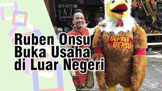 Usahanya Sukses di Indonesia, Ruben Onsu Lebarkan Sayap Usaha ke Luar Negeri
