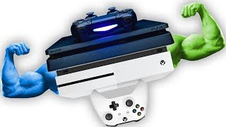 10 Best Things For The PERFECT CONSOLE GAMING SETUP (2018)