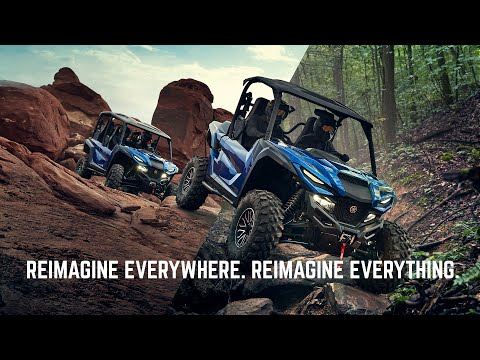 2021 Yamaha Wolverine RMAX4 1000 in Metuchen, New Jersey - Video 1