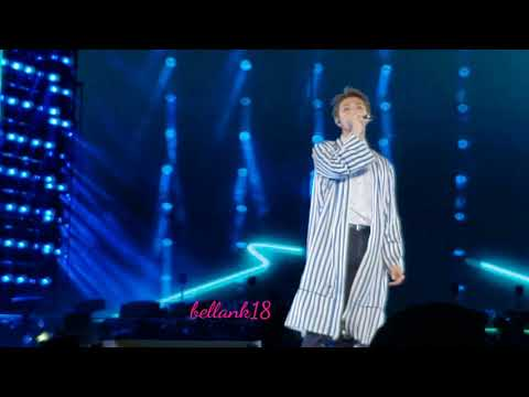 181006 (RM SOLO: LOVE) BTS 'LOVE YOURSELF TOUR CITIFIELD' NY