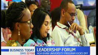 Kenya leaders stand to benefit from partnership between Harvard and Agha Khan Universities
