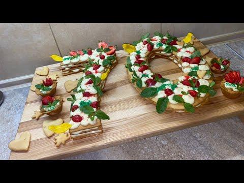 Мастер-класс рецепта торта дедушке на юбилей