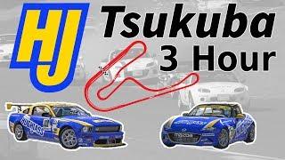 HJ Tsukuba 3 Hour - iRacing