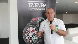 BEHIND THE SCENE RMEC: ALEXANDRE PETIT (BRM WATCHES)