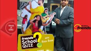 Friends School Quiz- Season 1 Finale-Episode 1 -Part 3
