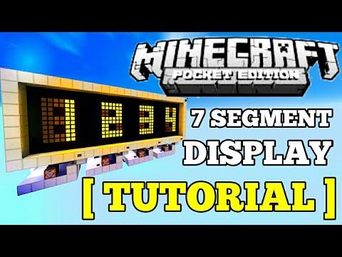 Minecraft 7 Segment Display Aspwish Video Mp3lover Org
