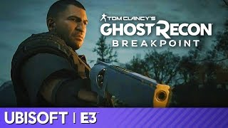 Ghost Recon: Breakpoint Full Presentation (with Dog) | Ubisoft E3 2019