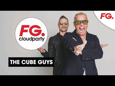 THE CUBE GUYS | FG CLOUD PARTY | LIVE DJ MIX | RADIO F