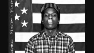 ASAP Rocky - Bass (Instrumental)