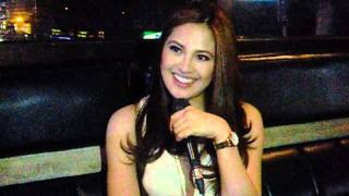 Julie Anne San Jose Deeper Interview Part 1