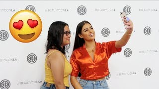 WHAT REALLY HAPPENS AT BEAUTYCON