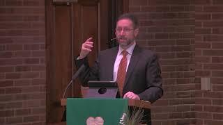 Dan Streeter, Guest Preacher
