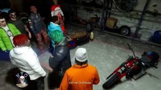GTA 5 KasaanTv Biker Gang [HD]