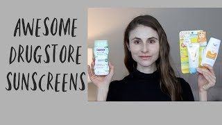 AWESOME DRUGSTORE SUNSCREENS (FACE & BODY)| DR DRAY