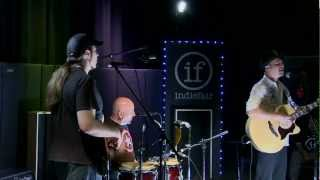 Josh Logan Trio Live at Indiefair Studios - Man In The Mirror