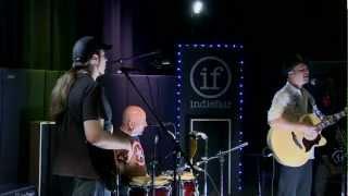 Josh Logan Trio Live at Indiefair Studios - Man In The Mirror