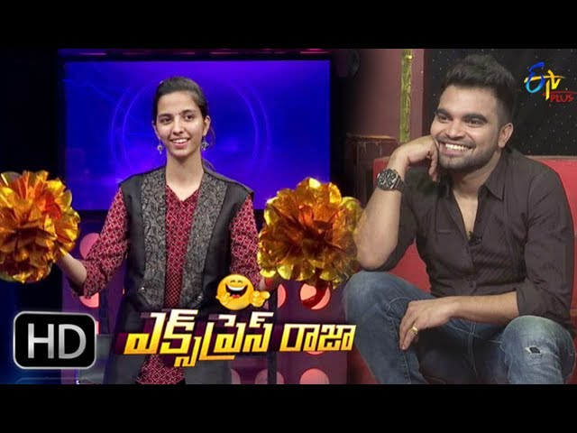 Express Raja – 29th June 2017 – Full Episode | ETV Plus Game Show