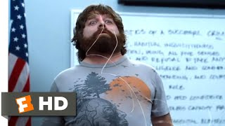 The Hangover (2009) - Stun Gun Demonstration Scene (6/10) | Movieclips