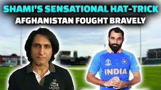 Shami's Sensational Hat-Trick Takes India Home | Afghanistan Fought Hard