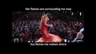 Arshad  girl on fire THG (sub español-ingles)