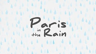 Lauv   Paris In The Rain (Lyric Video)