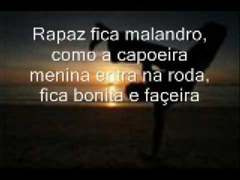 Música Capoeira é uma Arte