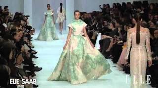 Elie Saab. Alta Costura P-v 2012 | Elle España