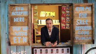 Richard Ells Live From the Top Up Shop | Electroneum