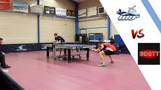 FERRIERE vs SAINT DIVY SPORT | NATIONALE 3 | TENNIS DE TABLE | HIGHLIGHTS